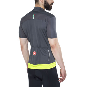 Castelli Prologo V Jersey Men anthracite